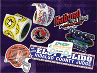 Stouse Decals-Magnets-Signs-Roll Labels